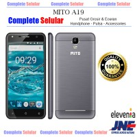 Mito A19 Ram 2GB Black/Gold/Grey