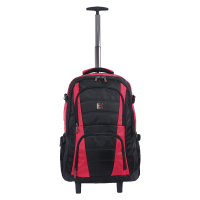 Polo Classic Backpack Trolley 2117 - 21 inch - Red