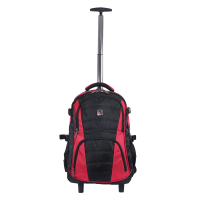 Polo Classic Backpack Trolley 2117 - 18 inch - Red