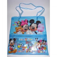 Alat Tulis Mickey Minnie Stationary Set Tas Mika Mickey Mouse AT 32
