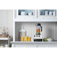Bundling - Vitamix TNC 5200 White + Dry Container