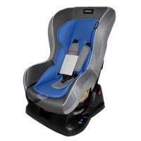 Car Seat BabyDoes 860 Blue Grey