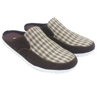 Dr.Kevin Canvas Sandal Bustong Men Cheboksary 1638 - 2 Colors [ Brown,Grey ]