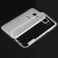 Nillkin Samsung Galaxy S7 Edge Nature TPU Case (Clear) Transparan