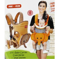 Gendongan Bayi Dialogue 3 in 1 Baby Carrier 4128