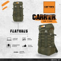 Semi Carrier Cartenz Tactical Bravo 40L C1 10003
