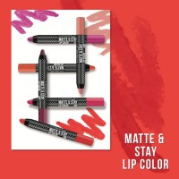 Misslyn Matte & Stay Lip Color