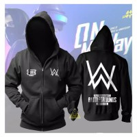 Hoodie Zipper PUBG Battlegrounds Mobile X Alan Walker