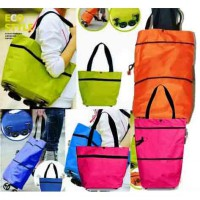 Trolley Shopping Bag / Tas Belanja Multifungsi