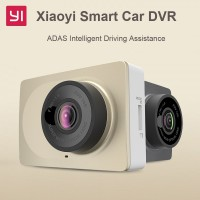 Xiaomi Xiaoyi 1080p Wifi Car Dvr Camera With Adas Sistem/gold