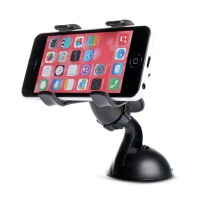 Car phone holder 360 derajat model 4 jepit smartphone hp