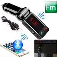 Bluetooth MP3 FM transmitter handsfree dual USB B06
