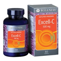 Wellness Excell - C 500 MG (60 Tabs)