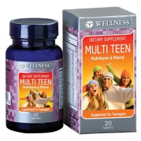 Wellness Multi Teen (30 Tabs)