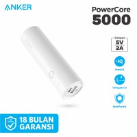 Wall Charger Anker PowerCore 5000 UN - A1109