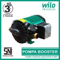 Mesin Pompa Air Booster Wilo PB-S125 EA - Booster Pump 125 Watt