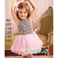 baju cb9 dress tutul sc-15876