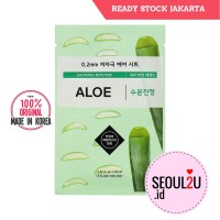 Etude House 0.2 mm Therapy Air Mask #Aloe