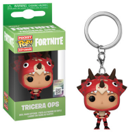 Funko Pop Keychain Fortnite - Tricera Ops