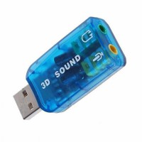 Sound Card Adapter USB 5.1 Channel
