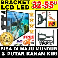 Breket Bracket Brecket TV LCD LED NB P5 North Bayou BREKET LCD LED TV