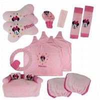 Bantal Mobil Exclusive 8 in 1 Minnie