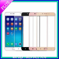 TEMPERED GLASS FULL Tempered Glass Full 3D Oppo Neo 9 A37(Anti Gores Kaca)Curved Warna