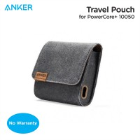 Casing Anker Premium Travel Pouch for PowerCore+ 10050 A7096 Brown