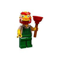 LEGO 71009 The Simpsons Minifigure No 13 Groundskeeper Willie