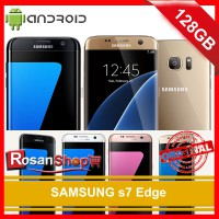 Samsung S7 edge 128GB 4GB 12MP Garansi 1thn Original samsung