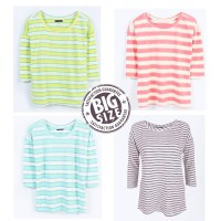 kaos bigsize old navy