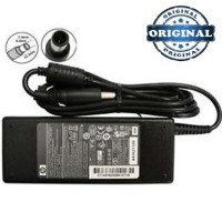 HP - Adaptor Laptop COMPAQ 19V 4.74A 90W Original (Colokan Pin Central) Bonus Kabel Power