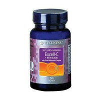 Wellness Excell-C + Beta Glucan 30tablets