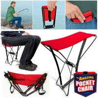 Pocket Chair Multifunction Folding Chair