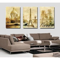 40x60 cm Decoration Picture with Spanram