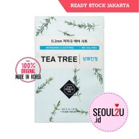 Etude House 0.2mm Therapy Air Mask #TeaTree