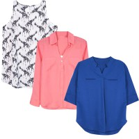 New Arrivals! Daily Casual Blouse - Good Material - 5 Model - Baju Wanita - Women Blouse