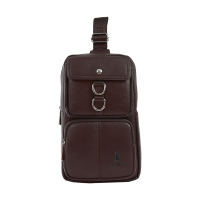 Polo Classic Chest Bag 8600-3-19 Coffee