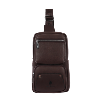 Polo Classic Chest Bag 8600-2-19 Coffee