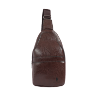 Polo Classic Chest Bag 1301-19 Brown