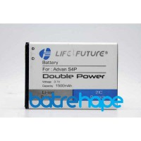 Baterai Battery Double Dobel Power Life Future LF Advan S4P 1500mAh
