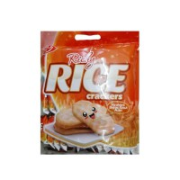 Ricky Rice Crackers - Naraya
