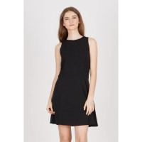 Gwen Eltmann Dress in Black