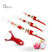 Pisau Oxone Flower Set Ox-607