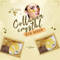 COLLAGEN CRYSTAL EYE MASK / MASKER MATA