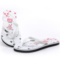 HDF sandal | JOKER THONG [WHITE/BLACK]
