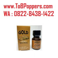 Poppers Hero Gold 10ml