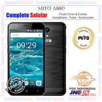 Mito A880 Black/Gold/Red