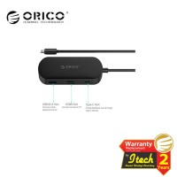 ORICO TCH1 Type-C to Type-C, USB3.0 & HDMI Adapter with PD Function