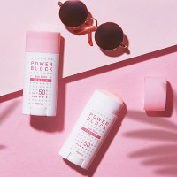 [APIEU] Power Block Tone Up Sun Stick Pink SPF50+ PA++++ 15g